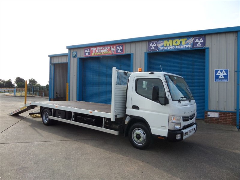 used Mitsubishi L200 7C15 47 Beavertail / Transporter in lincolnshire