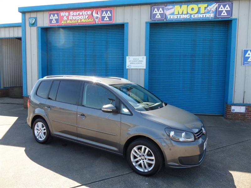 """used VW  1.6 SE TDI 6 Speed """"7 Seater"""" in lincolnshire"""