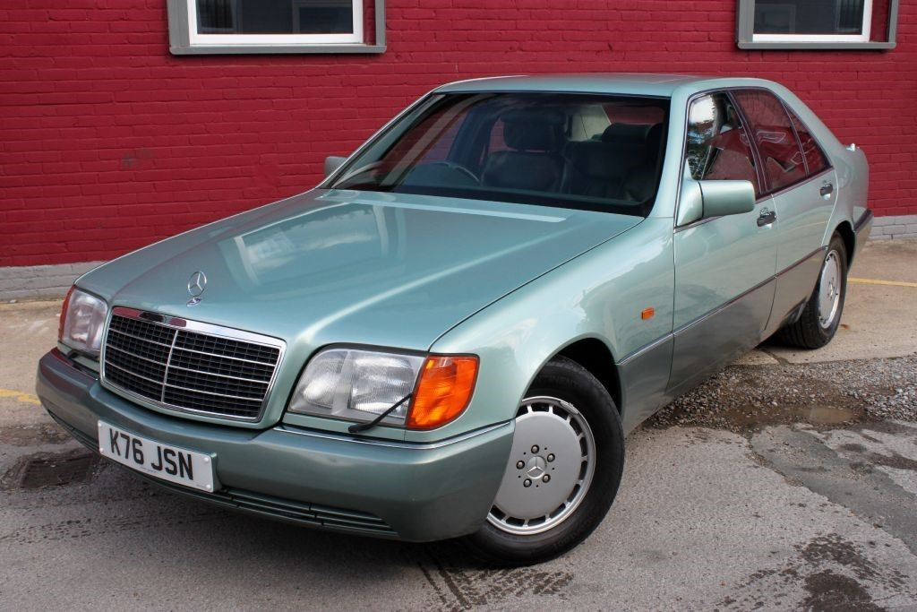 Used green mercedes 400 for sale essex for Mercedes benz 400 se