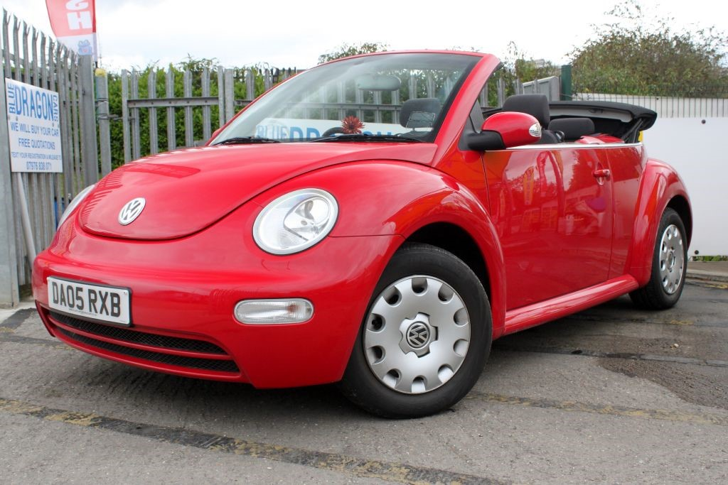 used red vw beetle for sale essex. Black Bedroom Furniture Sets. Home Design Ideas