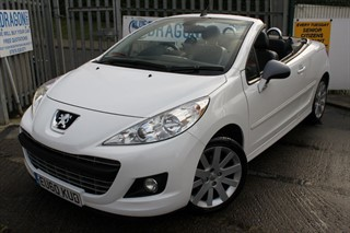 Peugeot 207 CC for sale