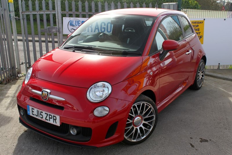 used Abarth 500 Arbarth 1.4 Easy 4u Finace  in essex
