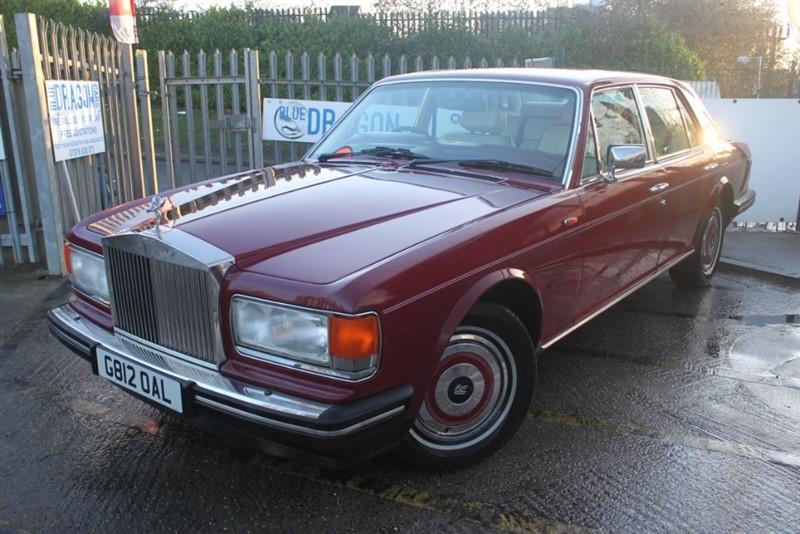 used Rolls-Royce Silver Spirit Rolls royce silver spirit automatic bentley style classic car in essex