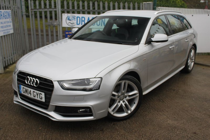 used Audi A4 Avant Finance avaiable on this car today in essex