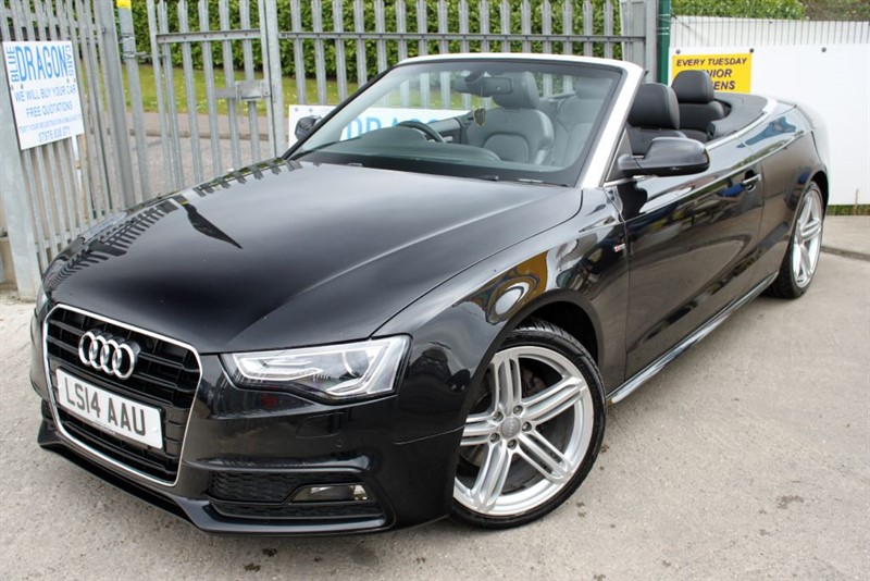 used Audi A5 TFSI S LINE SPECIAL EDITION From £280 PM in essex