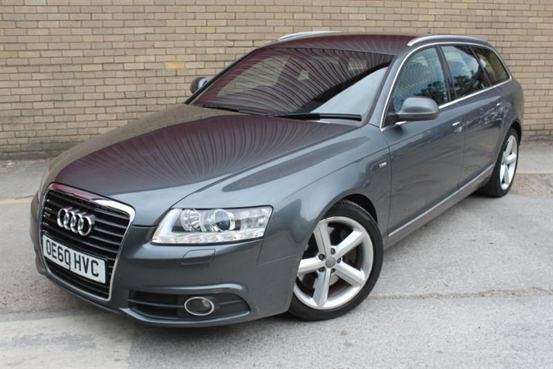 used Audi A6 Avant TDI QUATTRO S LINE Diesel estate Automatic in essex