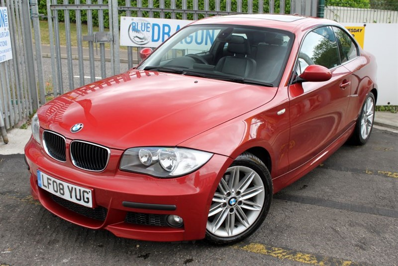 used BMW 120d M SPORT Auto Diesel in essex