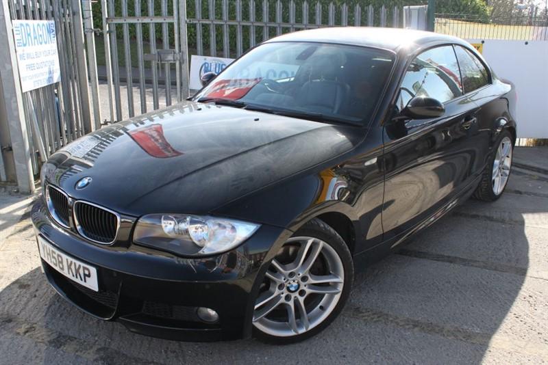 used BMW 123d M SPORT Diesel Manual Sat Nav FSH in essex