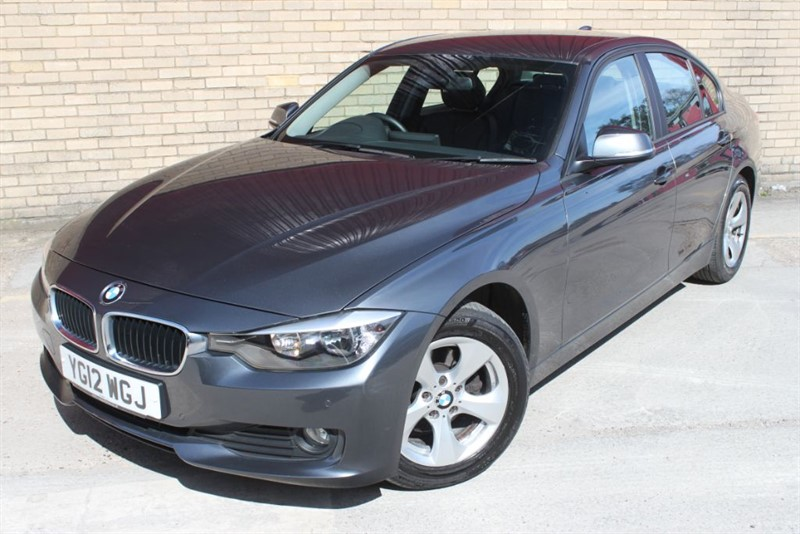 used BMW 320d EFFICIENTDYNAMICS in essex
