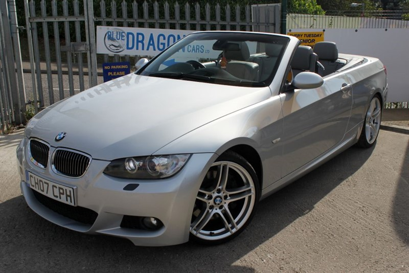 used BMW 330i Part exchange WHY in essex