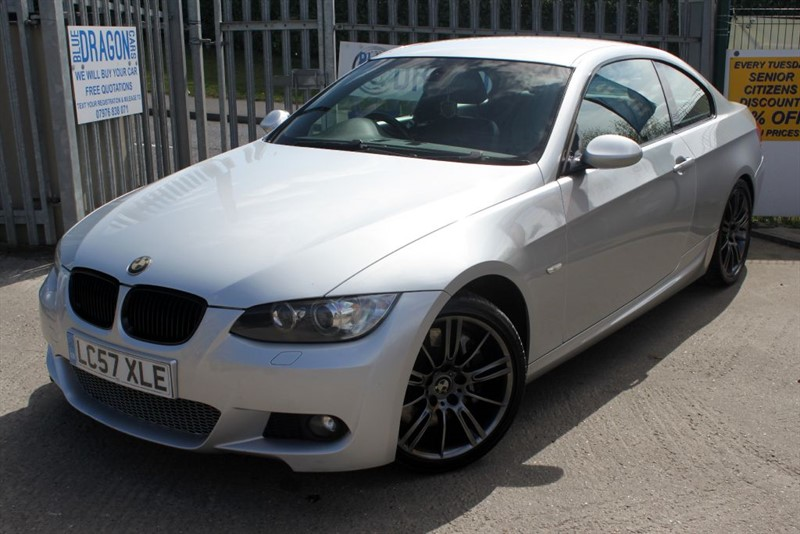 used BMW 335i M SPORT in essex