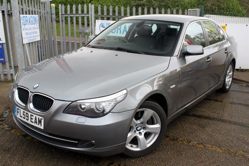 used BMW 520d SE BUSINESS EDITION in essex