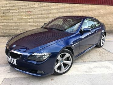 used BMW 635d Sport Coupe  in essex