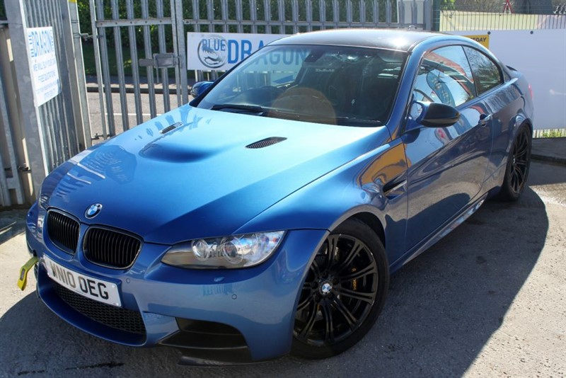used BMW M3 MONTE CARLO Race/track car in essex