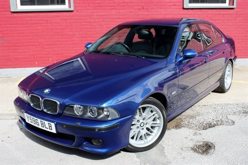 used BMW M5 Saloon Full History, Finance available in essex