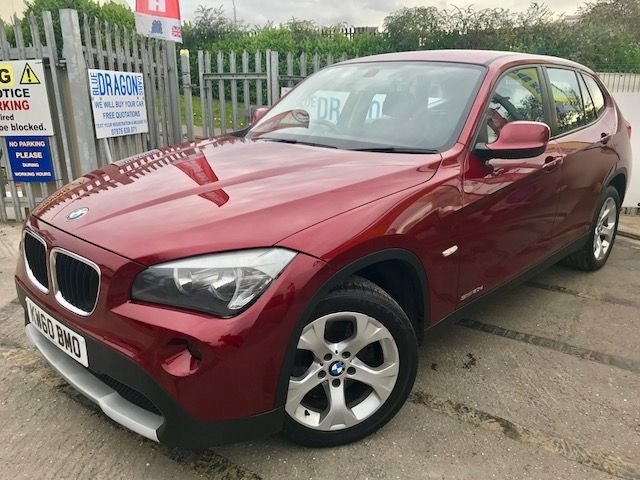 used BMW X1 SDRIVE20D SE Diesel Automatic SUV in essex