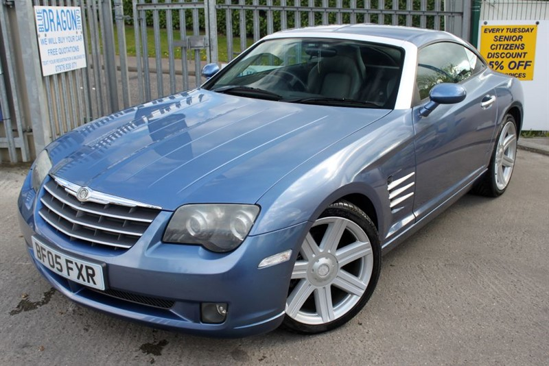 used Chrysler Crossfire V6 Automatic Finance Available  in essex