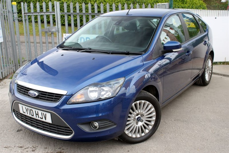 used Ford Focus TITANIUM TDCI From £129 per month in essex