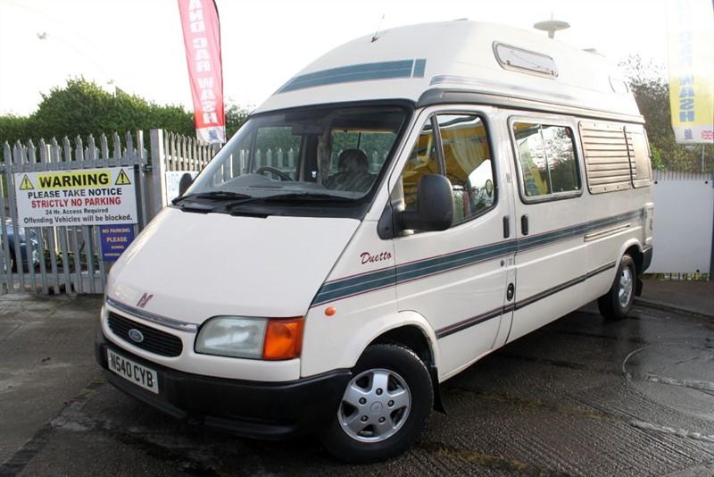 used Ford Transit 100L MC Duetta in essex
