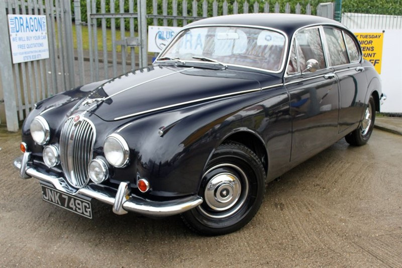 used Jaguar  240 2.4 in essex