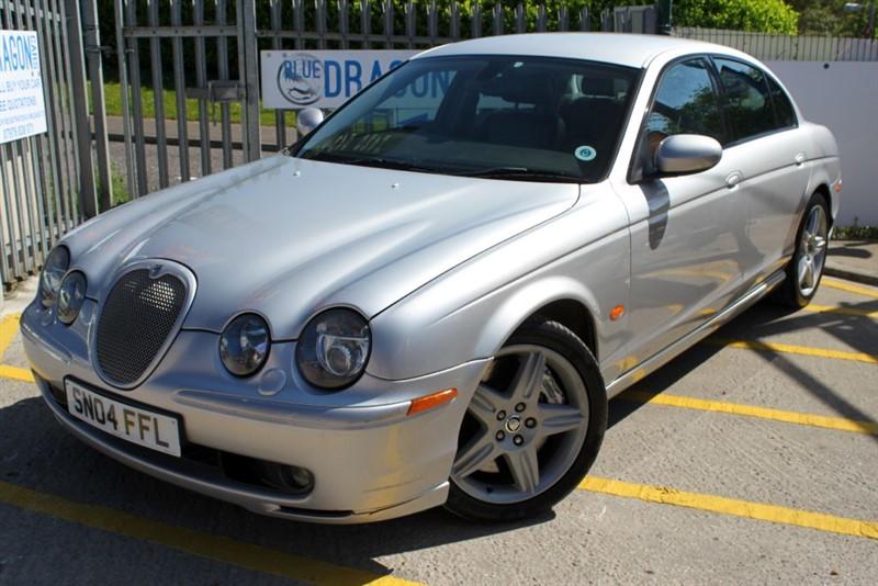 used Jaguar S-Type V8 R in essex