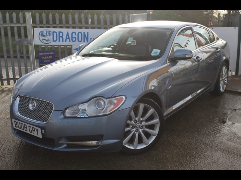 used Jaguar XF Premium Luxury V6 in essex