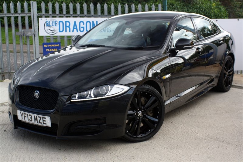 used Jaguar XF D V6 S PREMIUM LUXURY in essex