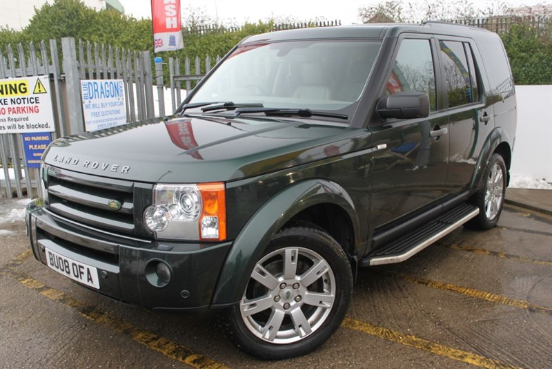 used Land Rover Discovery 3 TDV6 HSE  4x4 Diesel 7 Seats  in essex