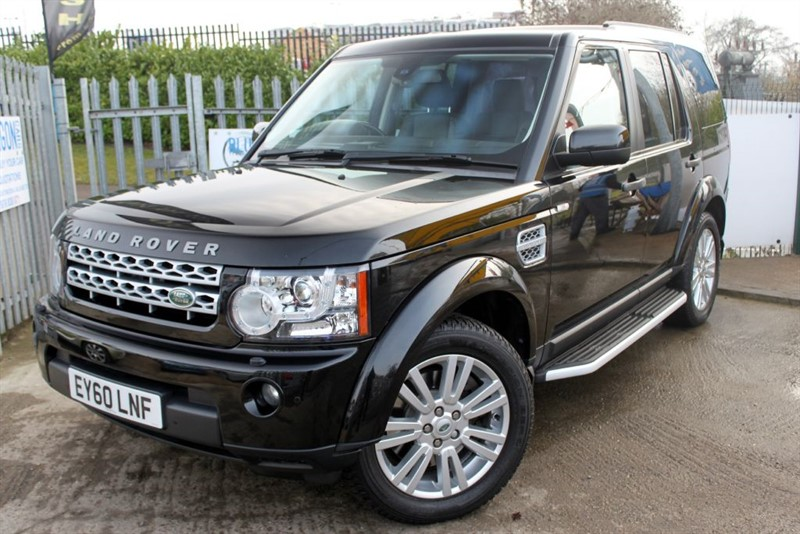 used Land Rover Discovery 4 SDV6 HSE VAT qualifying From £379 per month in essex