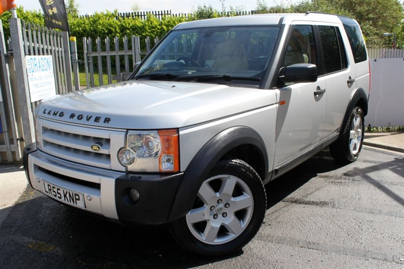 used Land Rover Discovery 3 TDV6 HSE in essex