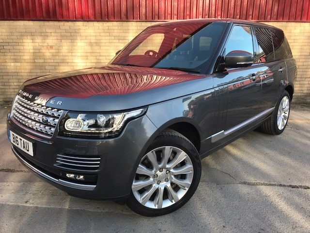 used Land Rover Range Rover SDV8 AUTOBIOGRAPHY in essex