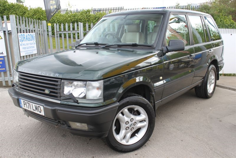 used Land Rover Range Rover HSE P38 Land Rover in essex