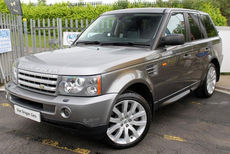 used Land Rover Range Rover Sport TDV8 SPORT HSE in essex