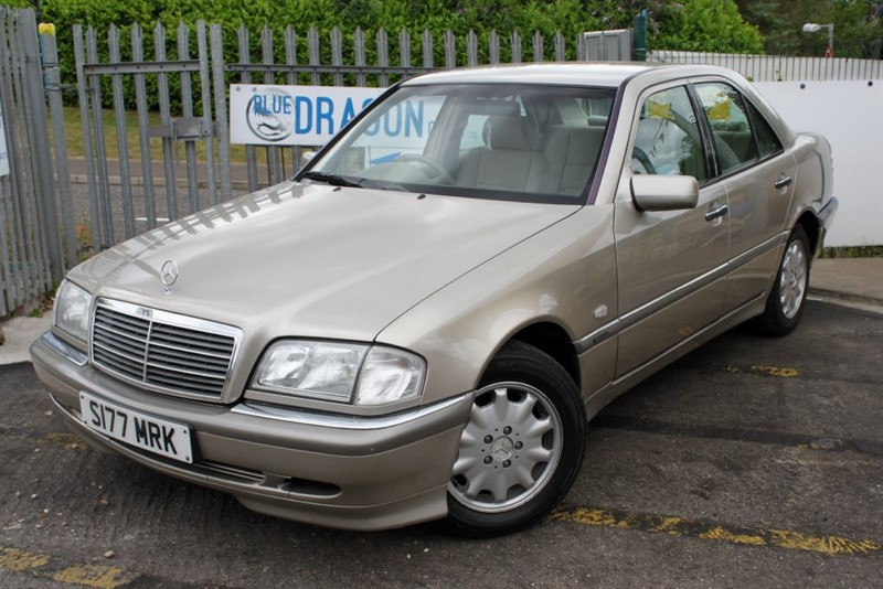 used Mercedes C180 ELEGANCE in essex