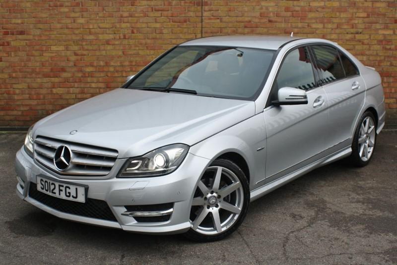 used Mercedes C250 CDI BLUEEFFICIENCY SPORT in essex