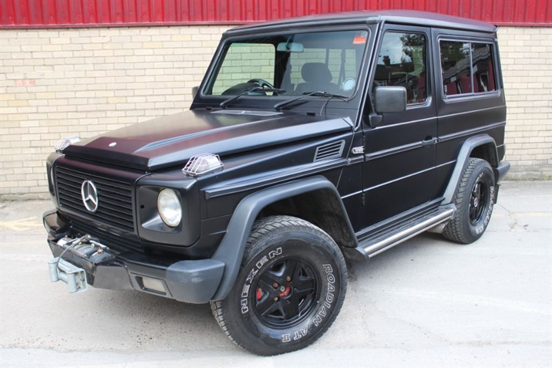 used Mercedes  G-WAGEN 300 GES in essex