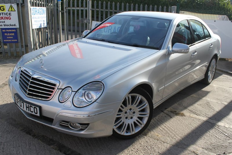 used Mercedes E280 CDI SPORT Diesel E class Automatic  in essex