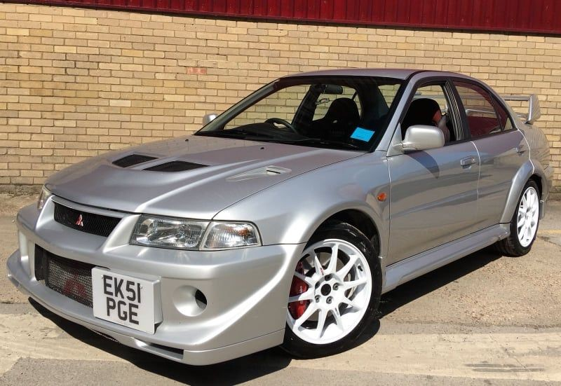 used Mitsubishi Lancer EVOLUTION V/VI - UK Edition in essex