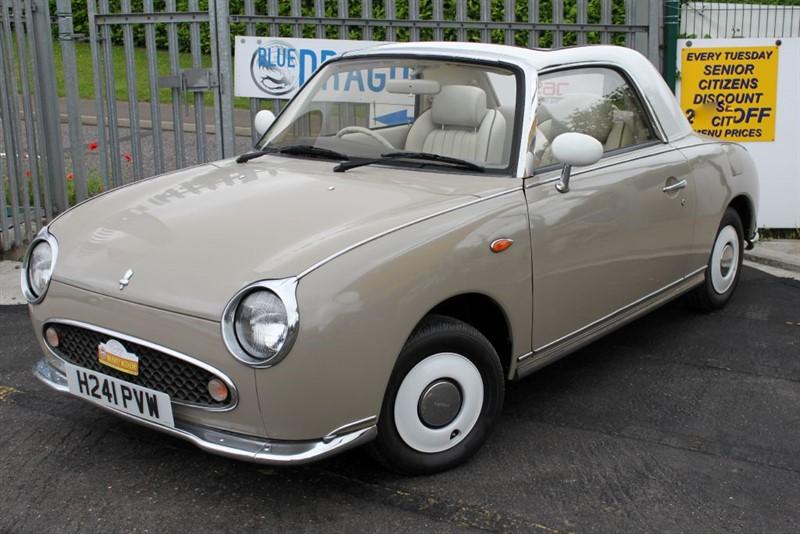 used Nissan Figaro FK10 Turbo  in essex