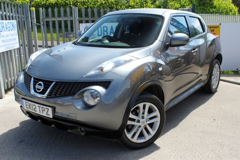 used Nissan Juke ACENTA PREMIUM in essex