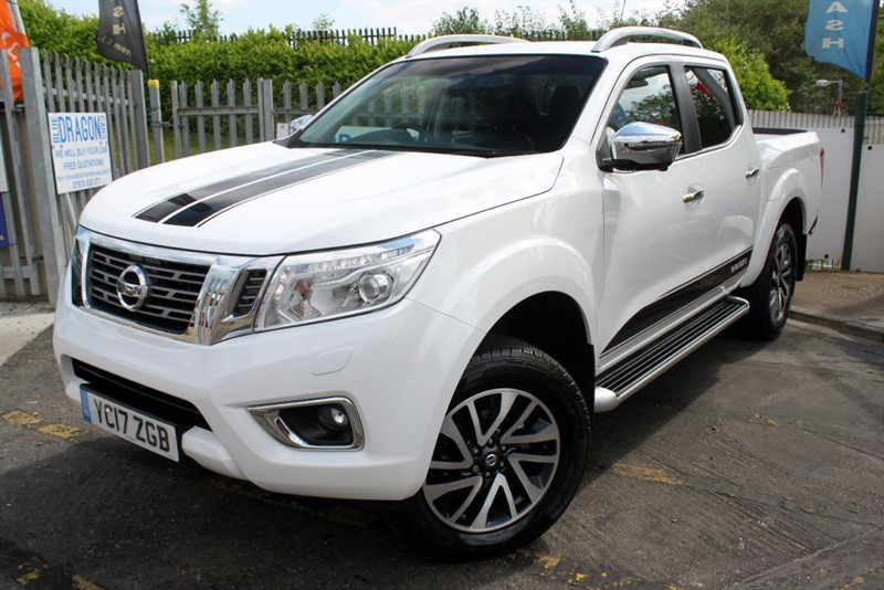 used Nissan Navara 2017 DCI TEKNA 4X4 NP3 2.3DcI Double Cab in essex
