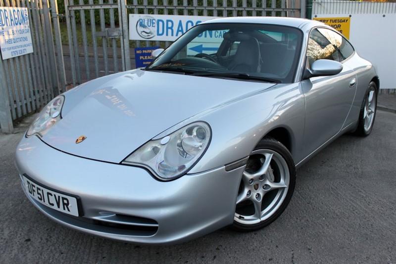 used Porsche 911 CARRERA 4 in essex