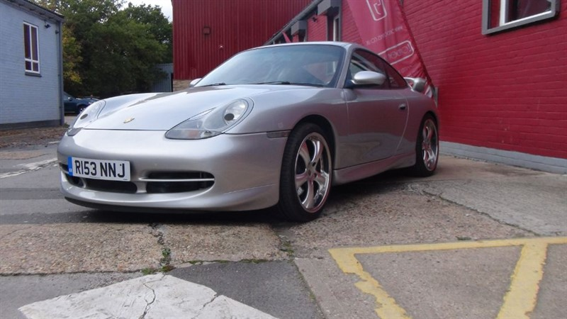 used Porsche 911 CARRERA TIPTRONIC S,drivers car,track day  in essex