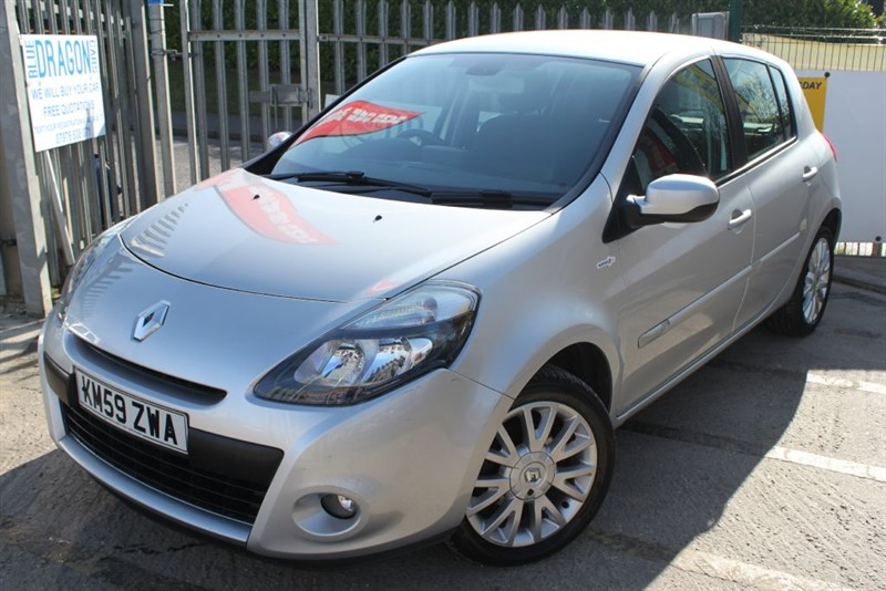 used Renault Clio TOMTOM EDITION DCI in essex