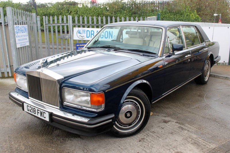 used Rolls-Royce Silver Spur Silver Spur 2 will part exchange Car, Boat, Rolex in essex