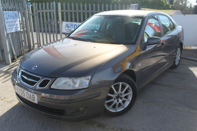 used Saab 9-3 LINEAR SPORT T -PART EXCHANGE TO CLEAR in essex