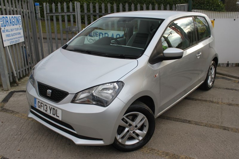 used SEAT Mii TOCA Small Car First car Sat Nav in essex