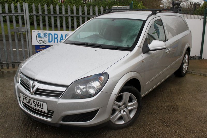 used Vauxhall Astra CDTI SPORTIVE NO VAT in essex