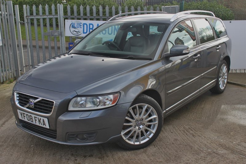 used Volvo V50 SE LUX in essex