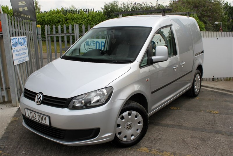 used VW Caddy C20 TDI TRENDLINE in essex